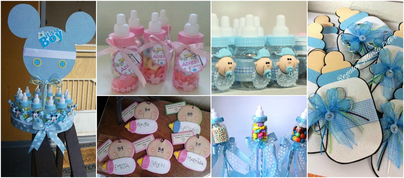 13 Hermosas Ideas De Recuerditos Para Baby Shower Usando Biberones Haz Manualidades