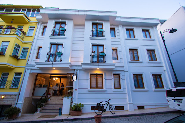 Hotel Albinas-Istanbul