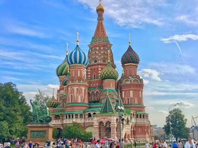 visa russia saint basil cathedral