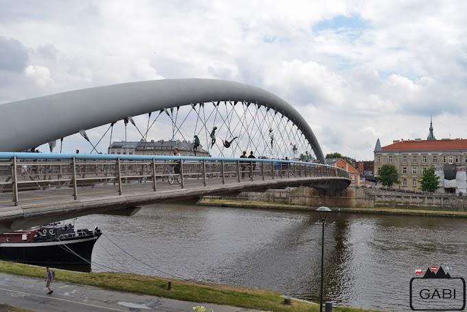 Kraków i letnie załamanie pogody
