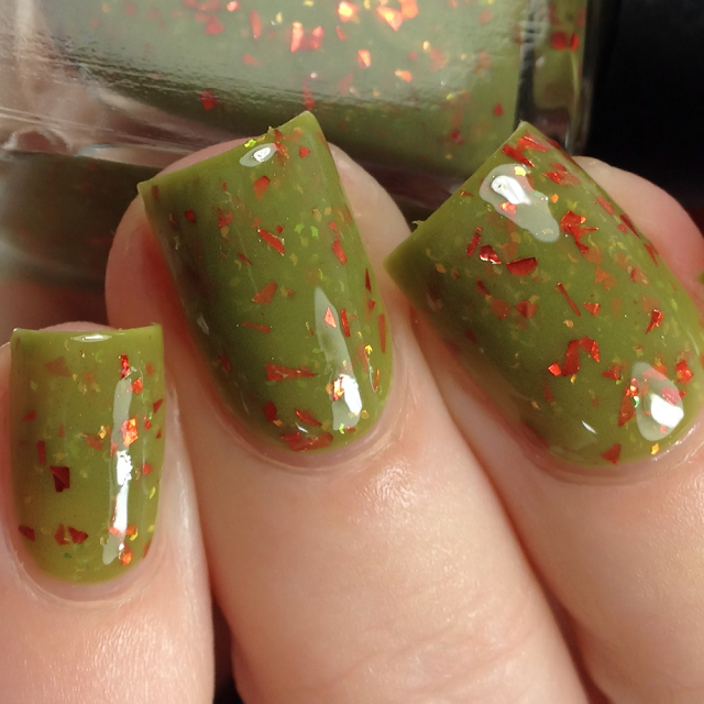 Night Owl Lacquer-Zombie Bite