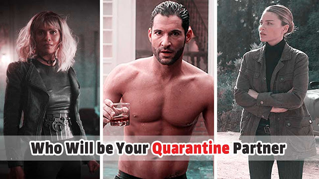 'Lucifer' Who Will Be Your Quarantine Partner