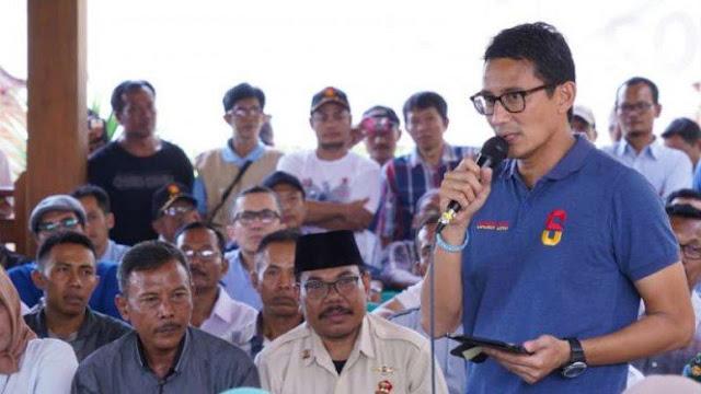 Petani Minta Prabowo-Sandi Setop Impor Gula Jika Menang Pemilu