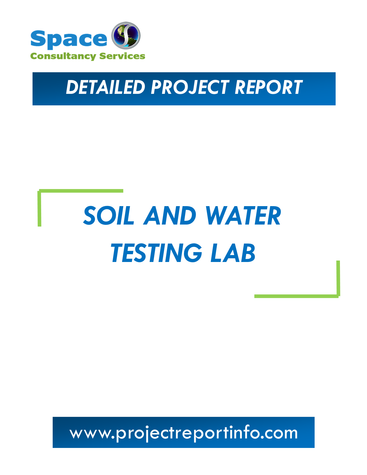 Project Report on  Soil and Water Testing Lab