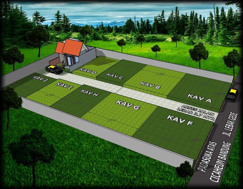 Jual Kavling Tanah Siap Bangun Di Padasuka Cicaheum Bandung Timur