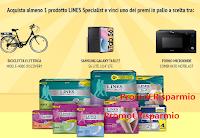 Logo Lines Specialist ''Gioca e vinci 2° edizione '': in palio Tablet, bici elettriche e forni a Microonde