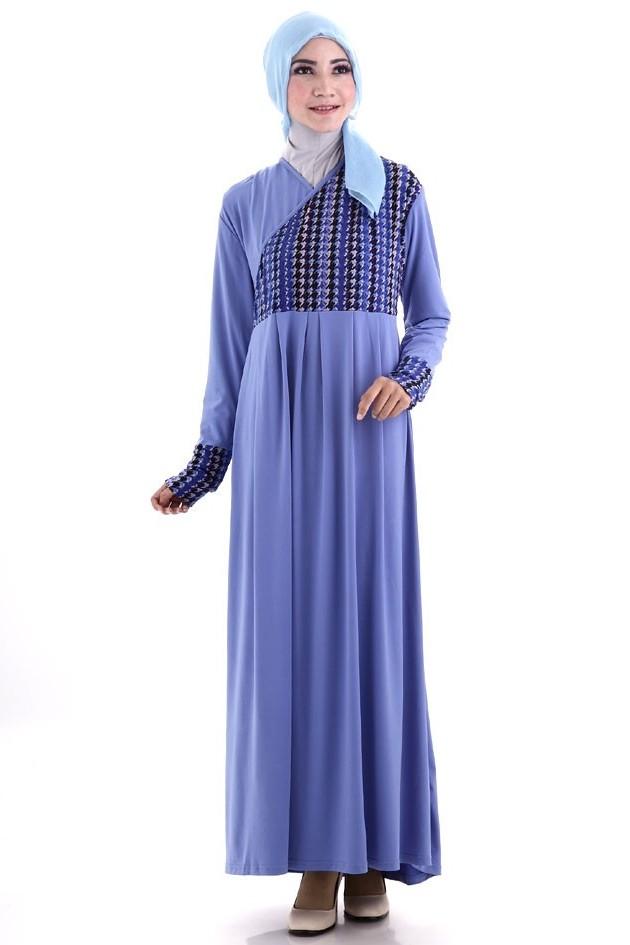 Baju Gamis Bahan Sifon Online Hijab Nemo