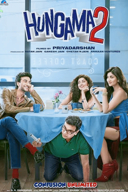 Hungama 2 Full Movies Cast Review and Download Now 2020 Hindi Movie