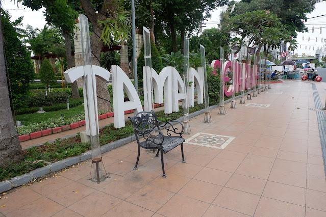 Taman Sejarah Kota Bawah Surabaya