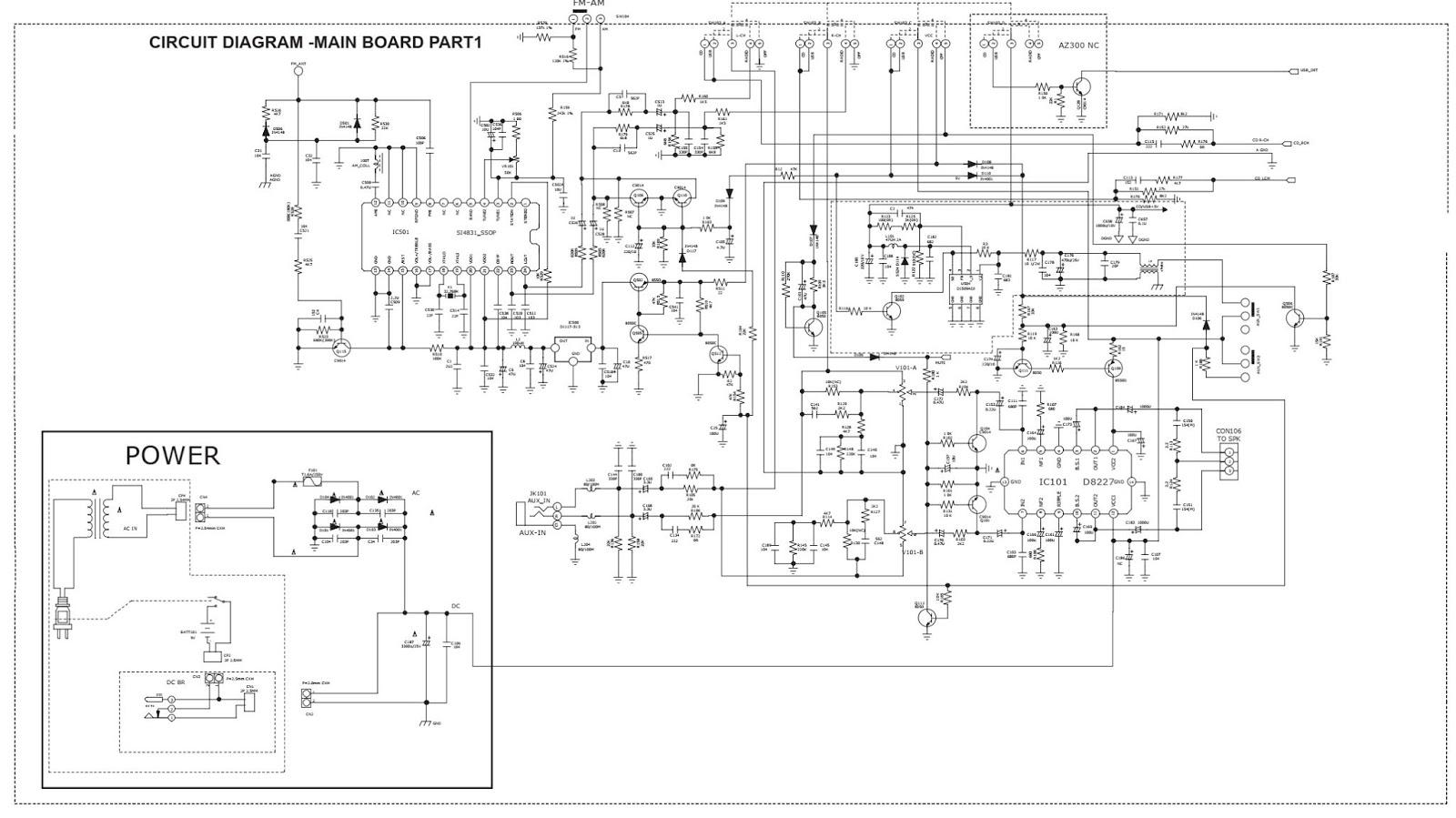 electrotricks: Philips AZ380, AZ380S CD Soundmachine