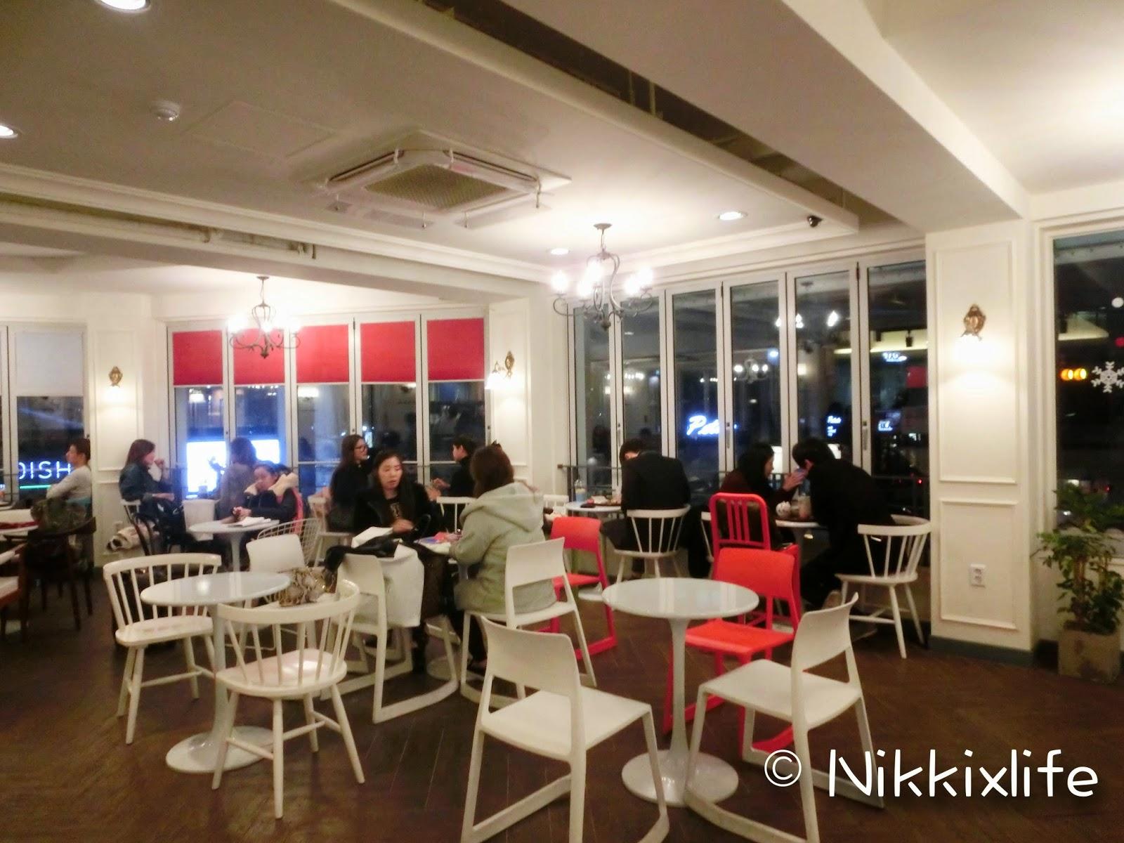 【首爾食記】新沙洞獨有的特色甜品:Cafe De Paris的草莓Bonbon 7