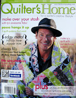 Quilter's Home Magazine - April/May