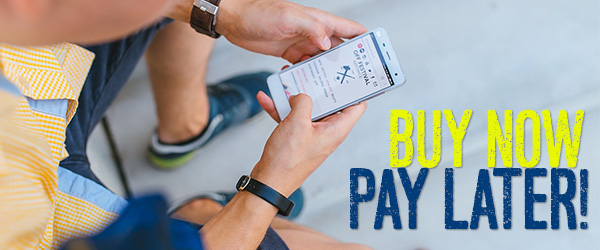 Buy now pay later websites finding the optimal cadence for Travel now pay later vacations