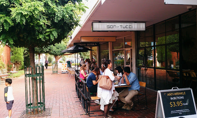 Son of Tucci, Mt Waverley