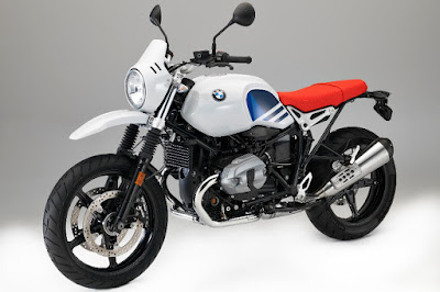 BMW R nineT Urban G/S (2017) Front Side