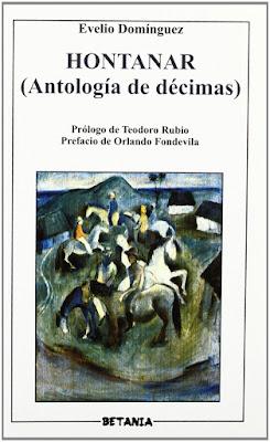 Hontanar. Antología de décimas. Evelio Domínguez