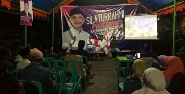 Dihadiri 2 Anggota DPRD Luwu, Bachri Bahrianto Garap Bajo Barat