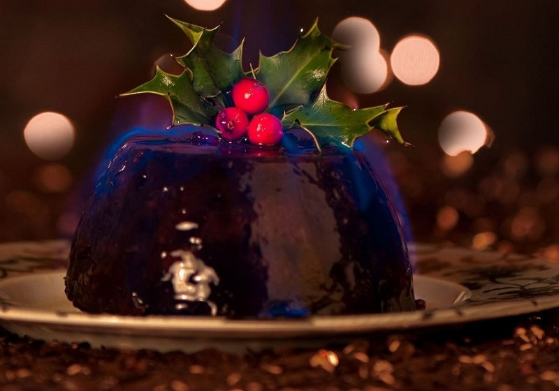 puddings-on-fire Dessert