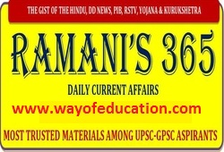 March-2019 Current Affairs By Ramani Institute