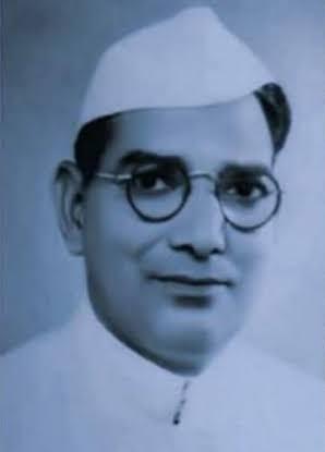 Indian Freedom fighter  Shah Wajihuddin Minhaji