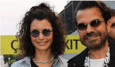 النجمة التركية بيرين سات تفجر غضبها بسبب شائعات علاقتها بزوجها