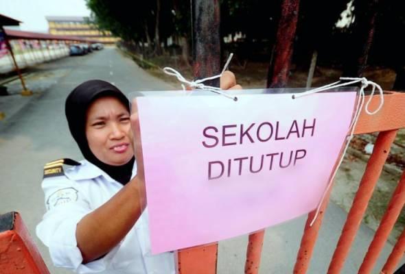 Penutupan Sekolah Hari Ini 10/10/2020 Di Seluruh Kawasan Negeri Sabah