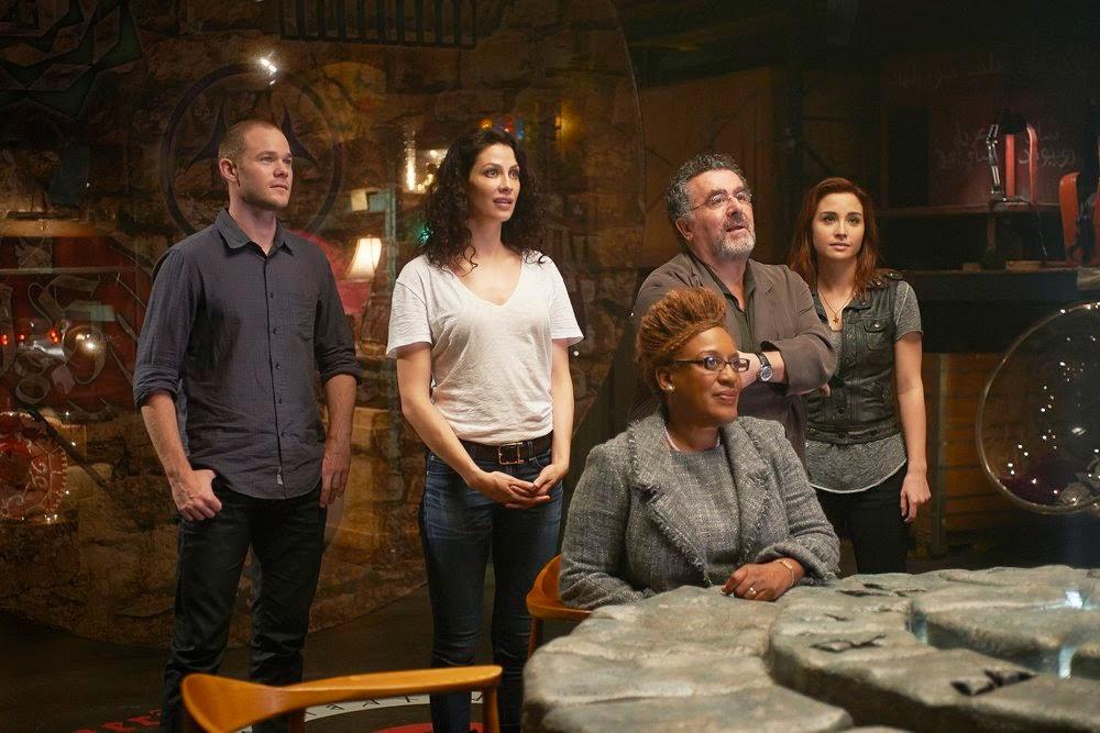 Warehouse 13 Season 5 Episode 6 Recap: Endless Tap Dancing