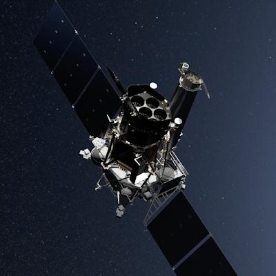 new Russian-German space telescope