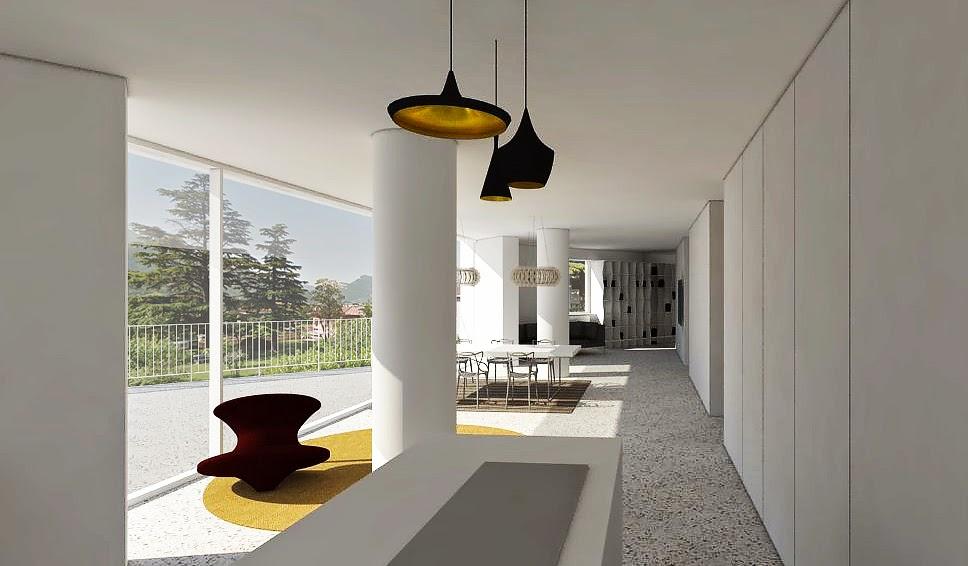 Riccardo bandera architetto vma progetto di interni per for Architetto per interni