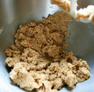 Brown sugar mixture mixed together