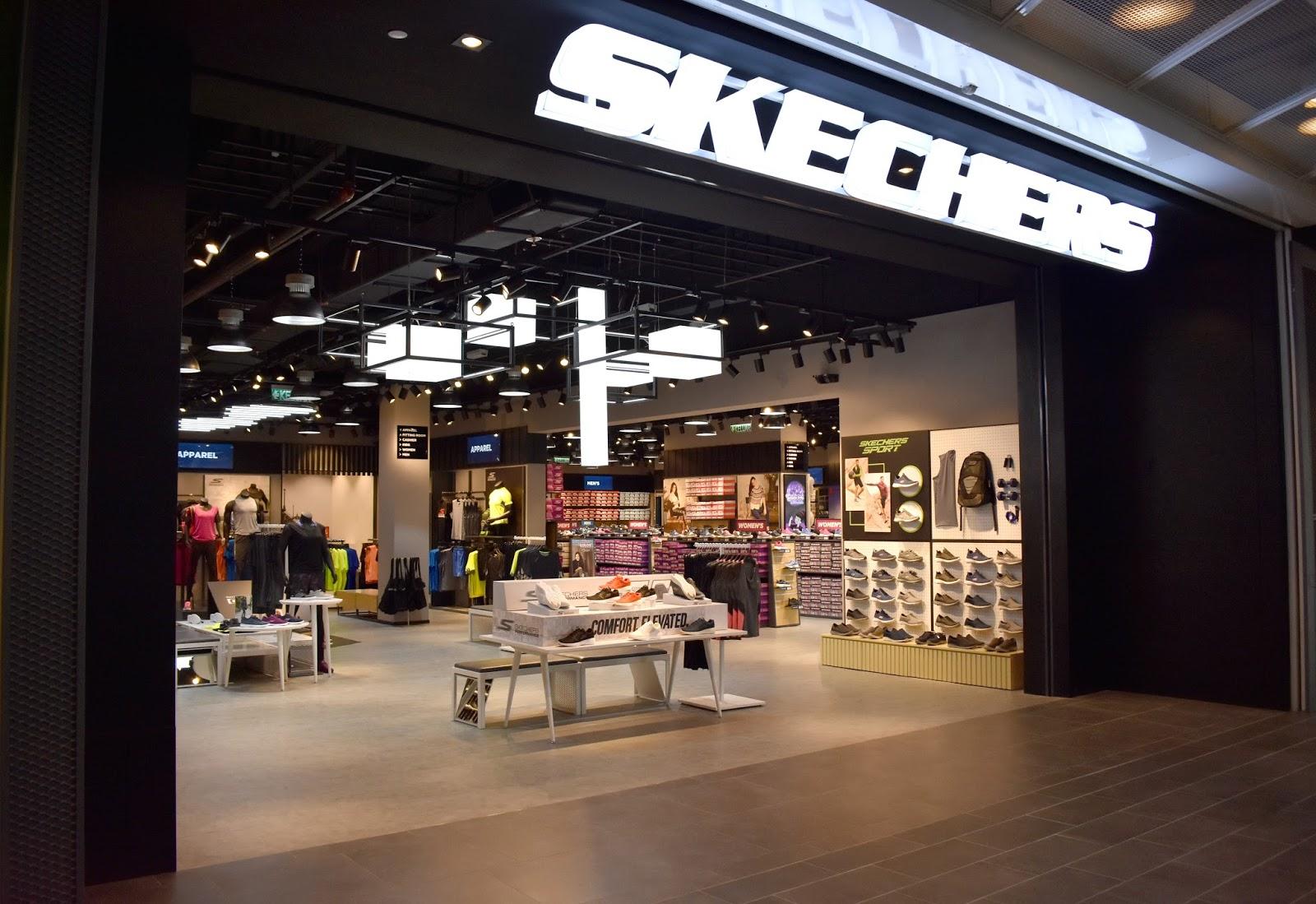Economía llave inglesa Benigno  Malaysian Lifestyle Blog: Skechers City Outlet Opens at IPC Shopping Centre