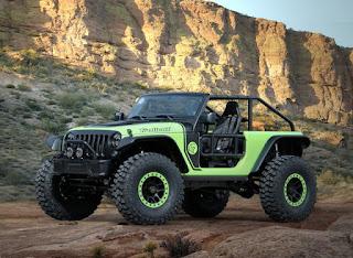 Easter Safari 2016 novità Jeep