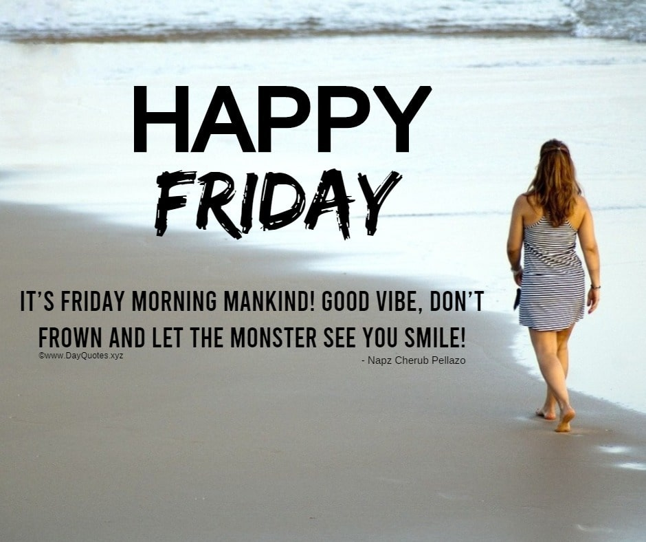 Happy Friday Images [Funny & Inspirational]
