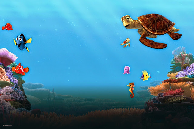 Finding Nemo Wallpaper