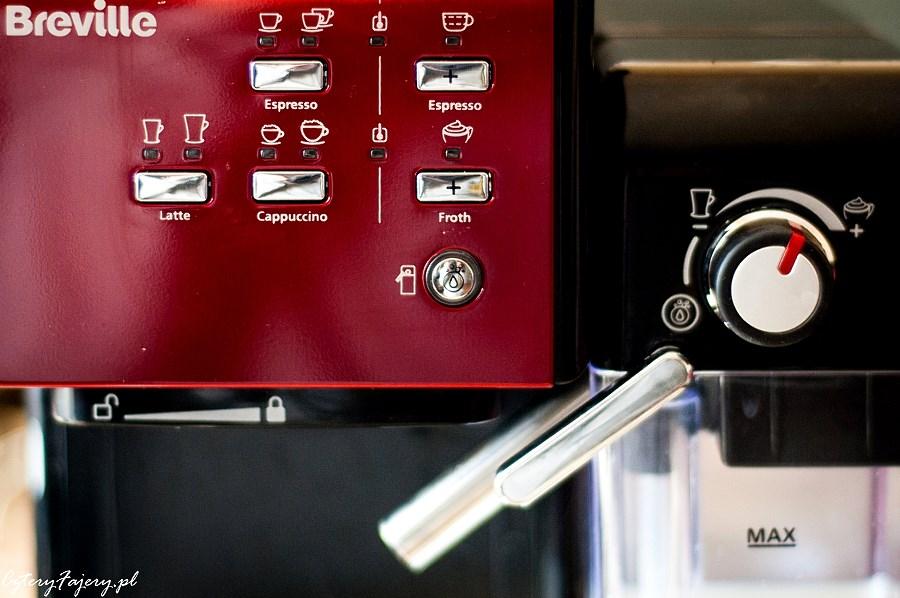 Kawa z Breville