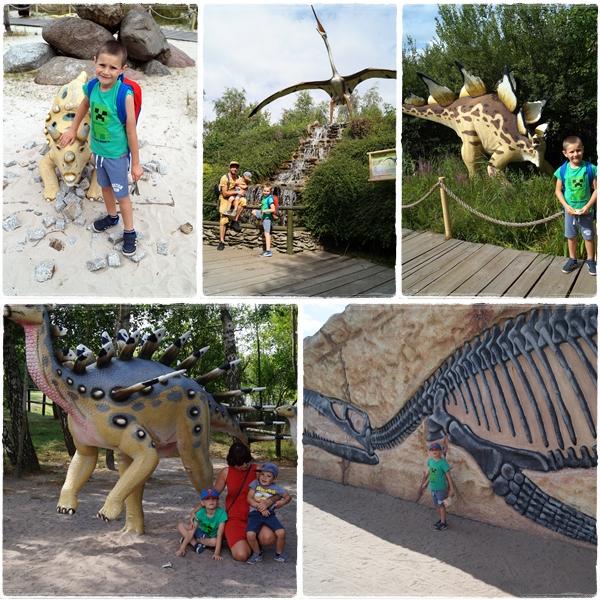 Park dinozaurów Łeba- czy warto ? O czym pamiętać?