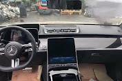 Interior Tenaga Super Mercedes Class 2021