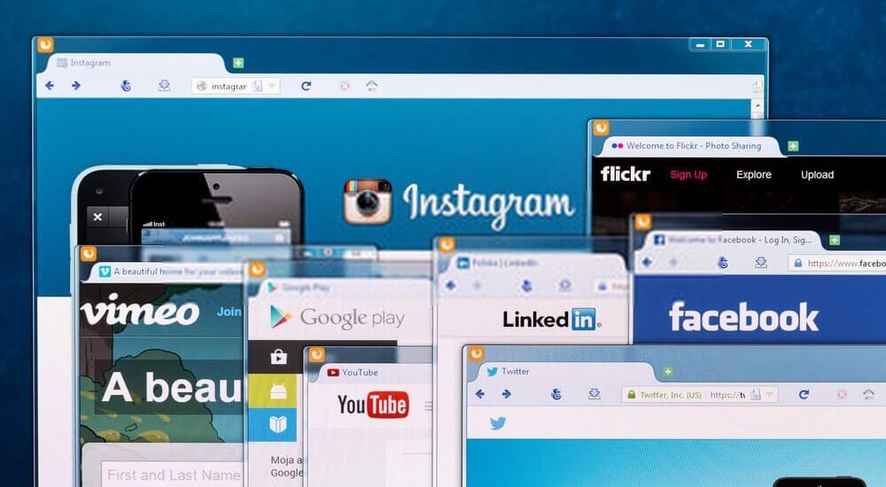 Social media Platform to Drive web traffic