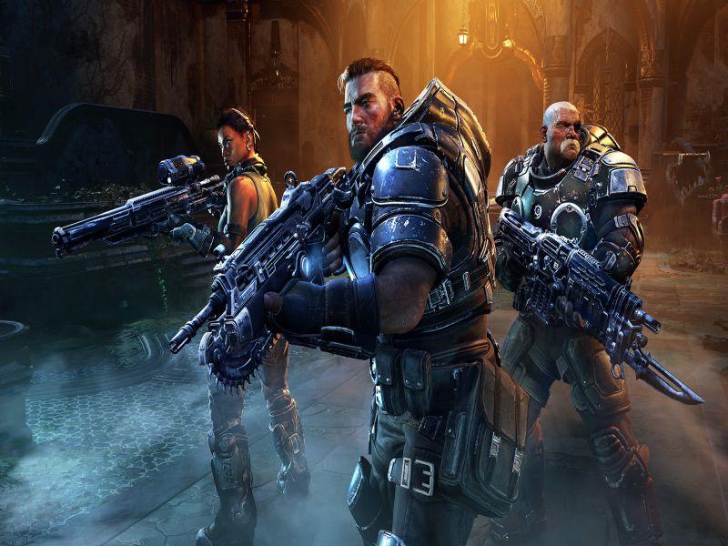 Download Gears Tactics Game Setup Exe