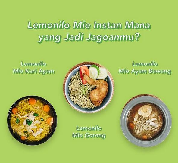 Paula Verhoeven makan Mie Lemonilo setiap hari? #BaimPaulaxLemonilo