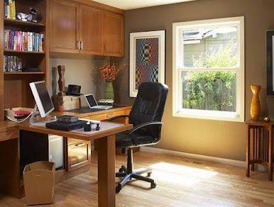 Kegunaan Mendesain Ruang Kerja Kantor
