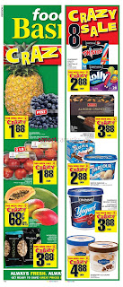 Food Basics Flyer July 19 - 25, 2018