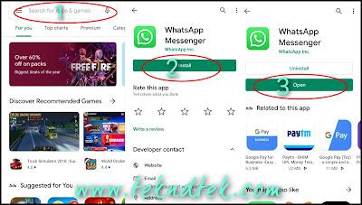 whatsapp pro free download tekndtek
