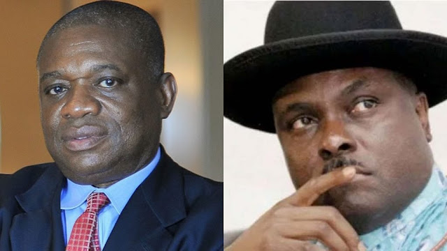 NDDC dares Kalu, Ibori, other lawmakers over Akpabio contract list
