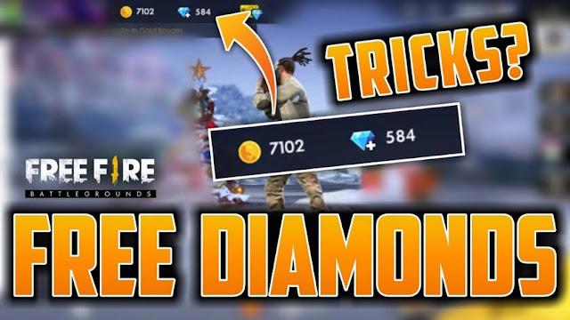 Free Fire Online Diamond Generator - Is Garena Free Fire DiamondGenerator True Or Fake?