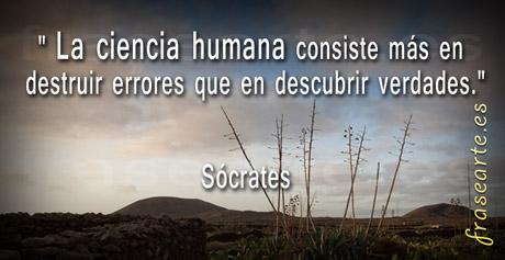 Frases célebres de Sócrates
