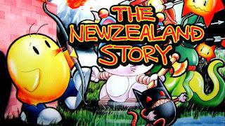 Videojuego The NewZealand Story