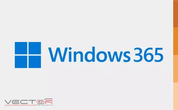 Windows 365 (2021) Logo - Download Vector File AI (Adobe Illustrator)
