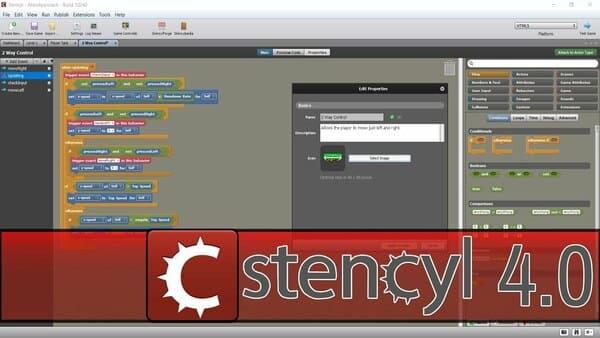 software pembuat game untuk pemula