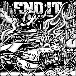 "End It - ""One Way Track"" - 2020, Beatdown Hardcore"